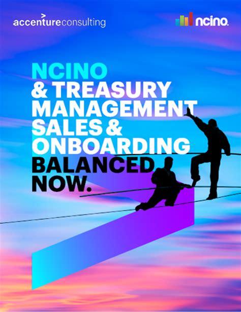 ncino and treasury management accenture