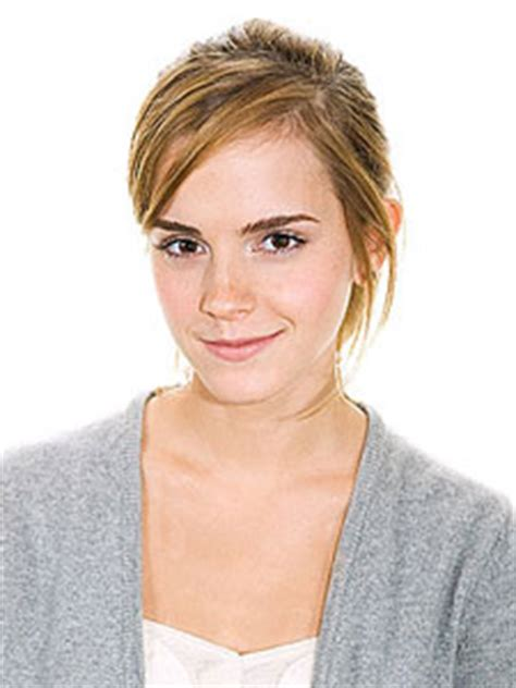 the gallery for gt emma watson headshot emma watson quot l a scares the crap out of me quot daily actor