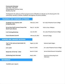 Sle Student Resume High School by High School Student Resume Exle High School Student