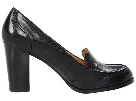 black loafer pumps nine west shoes s newhouse loafer pumps black