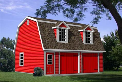 Barn Style Garage With Apartment Plans | tiny pole barn home plans joy studio design gallery