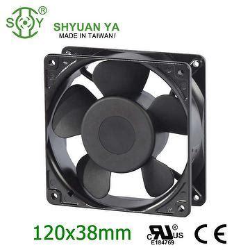 Ac Axial Blower Fan 120x120x38 4 taiwan high volume industry compact small vane ac