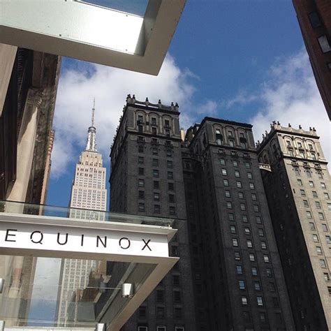 Which Equinox Gyms A Pool - equinox luxury review business insider