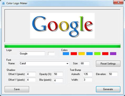 color maker color logo maker