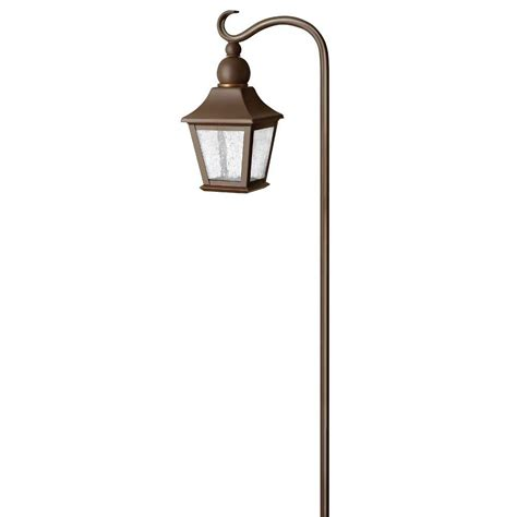 landscape lighting home depot progress lighting low voltage 18 watt antique bronze