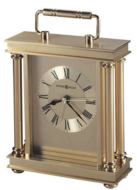 Howard Miller Audra 645 584 Clock With Alarm The