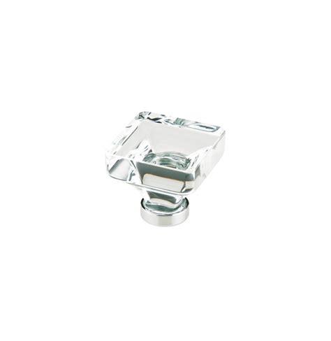emtek crystal cabinet knobs emtek lido clear cabinet knob 1 3 8 quot 86403