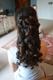 Side Ponytail With Curls » Home Design 2017