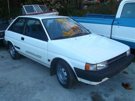 88 toyota tercel city