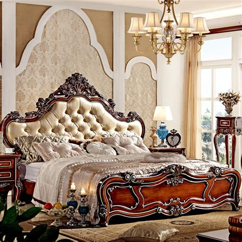 wood double bed designs classical design beds furniture alibaba group