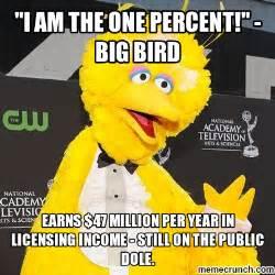 Big Meme - big bird meme