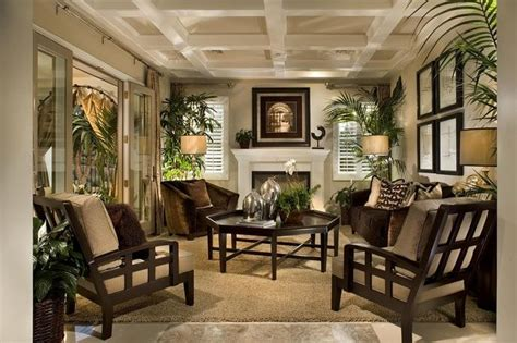 Colonial Living Rooms | green british tropical colonial living room google
