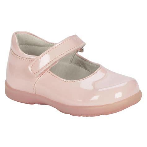 toddler dress shoe andes pink