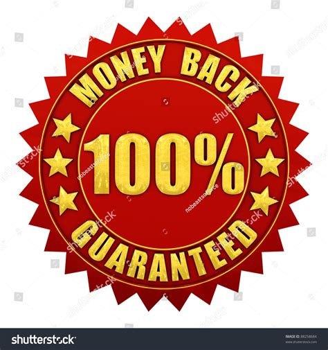 back to back warranty 100 percent money back guaranteed and gold warranty