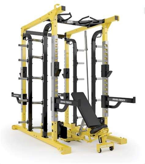 Hammer Strength Power Racks by Tools Fitness Used Equipments Sport Tapis Roulant