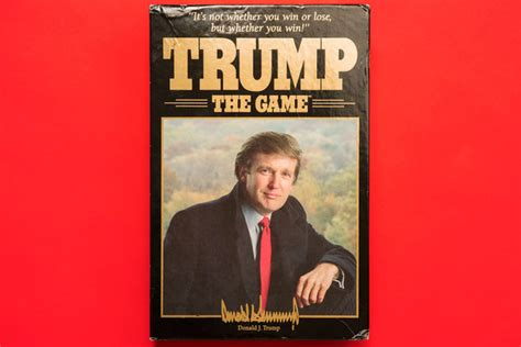 donald trump game donald trump made a board game in 1989 and it is just a