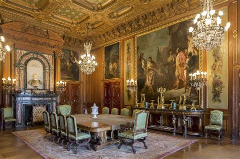 Renaissance Interiors New Orleans by Newport豪邸巡り The Elms編 Michiko S Tea Protocol Etiquette