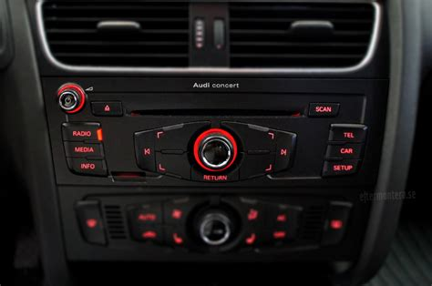 Audi Concert Radio Manual by Audi Bluetooth Eftermontering Audi A1 A2