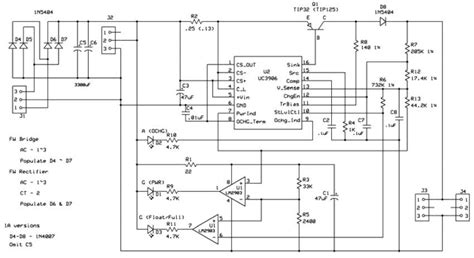 solar lead acid battery charger circuit diagram wiring