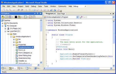 Folder Desk Vs Explorer For Visual Studio File And Folder Browser