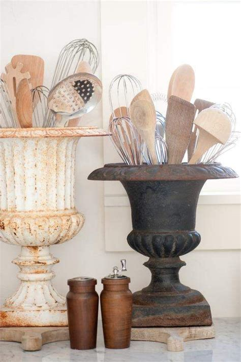 decorated cooking urn 17 best ideas about kitchen utensil holder on pinterest