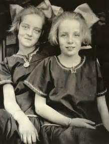 Betty Davis Children by Bette Davis And Sister Bobby Davis Before They Were