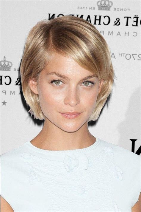 hear shaped face short haircuts short haircut heart shaped face haircuts models ideas