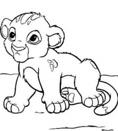 Free Baby Animal Coloring Pages baby animals coloring pages pictures 4