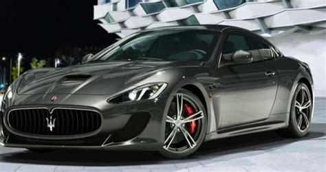 Maserati Sports Cars by Aggressive Luxury Sports Cars 2013 Maserati Granturismo