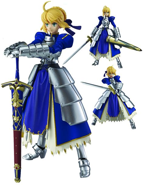 Figma Saber 2 0 Fate Stay apr148329 fate stay saber figma 2 0 previews world