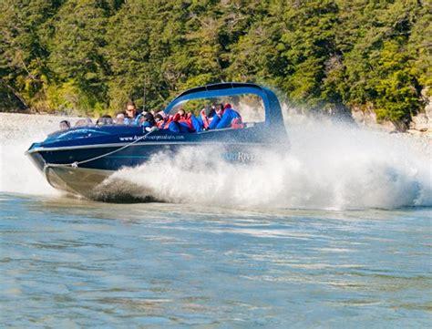 jet boat queenstown dart river dart river safaris funyak jet boat experience
