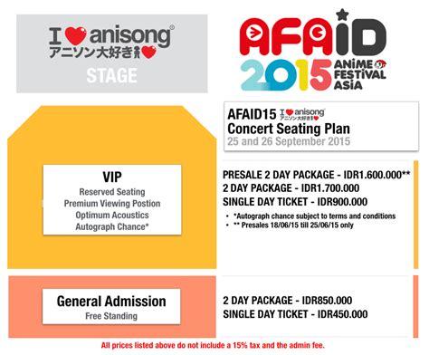 anime festival asia indonesia 2015 jadwal event info