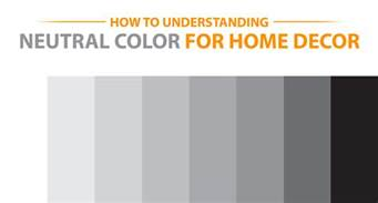 what is a neutral color how to understanding neutral color scheme for home decor