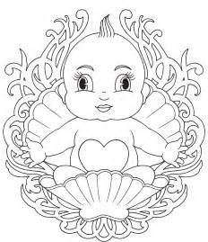 baby coloring page free printable baby coloring pages for