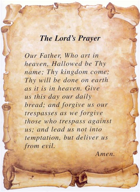 The Lord Prayer the lord s prayer part 2 thy kingdom come thy will be