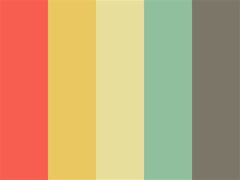 retro color palette the 25 best retro color palette ideas on