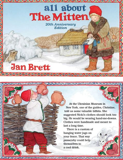 jan brett printable christmas cards 15 best the mitten images on pinterest preschool winter