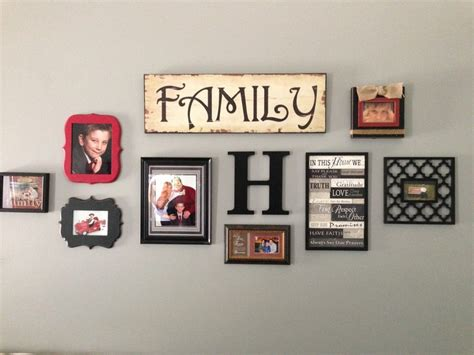 wall pic collage wall collage decorating ideas other need