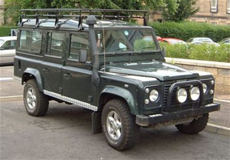 land rover accessories defender land rover defender 110 parts accessories used auto