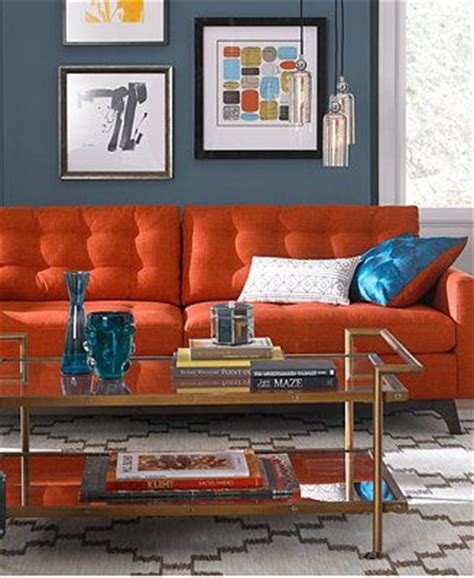 orange living room chair best 20 orange sofa ideas on orange sofa design corner and orange sofa