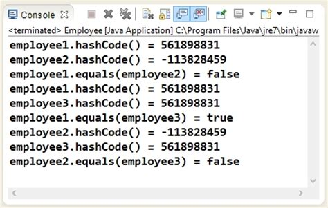 java pattern hashcode how to override and implement the hashcode and equals