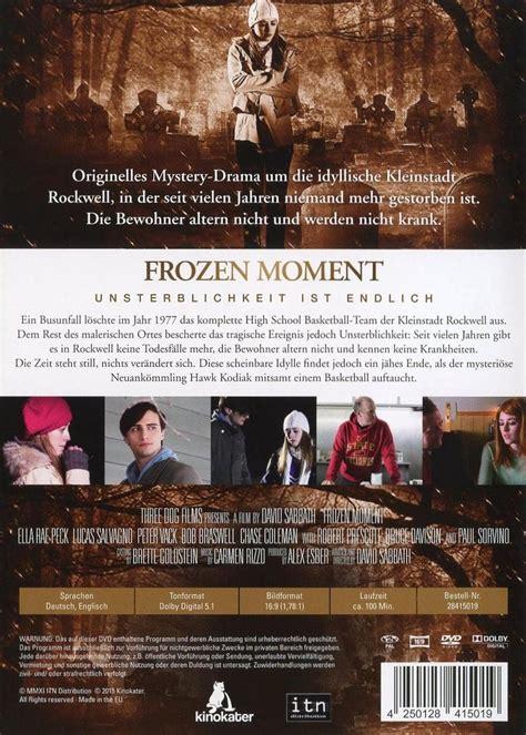 film frozen moment frozen moment dvd blu ray oder vod leihen videobuster de