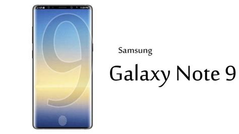 Samsung Note 9 samsung galaxy note 9 price in pakistan specs comparisons reviews release date