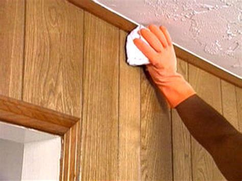 how to paint paneling painting over paneling casual cottage