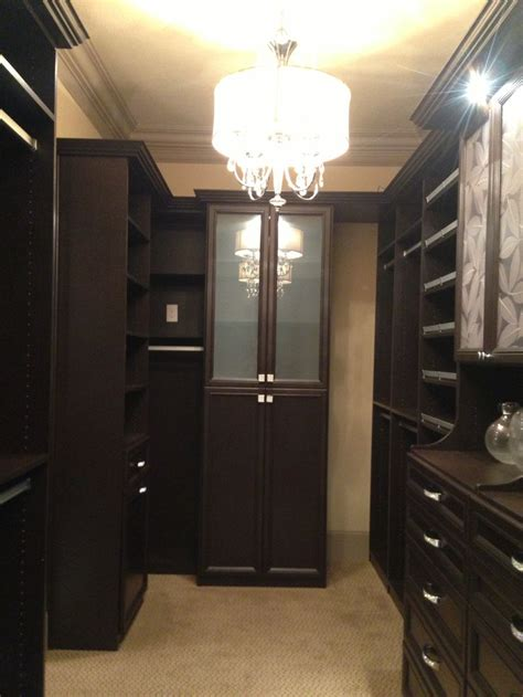 Wood Walk In Closet by Wood In Walk In Closet Parents Home Remodel