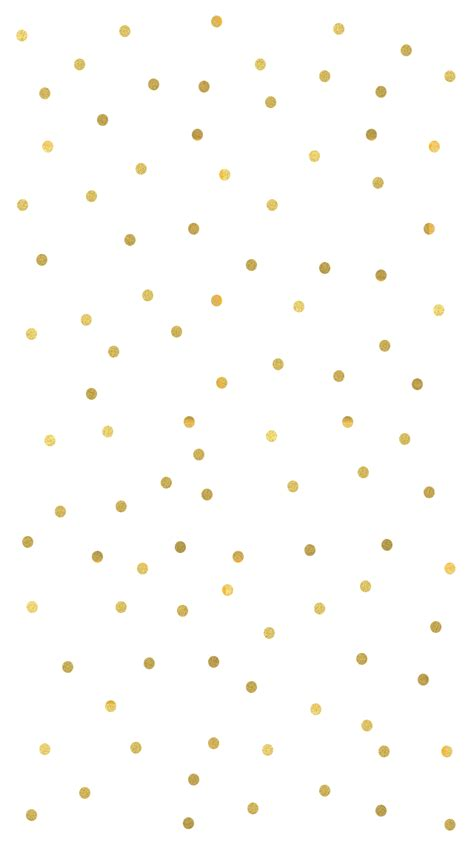 pattern dots gold small gold spots confetti dots iphone wallpaper background
