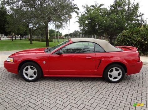 1999 mustang interior 1999 ford mustang gt convertible exterior photo