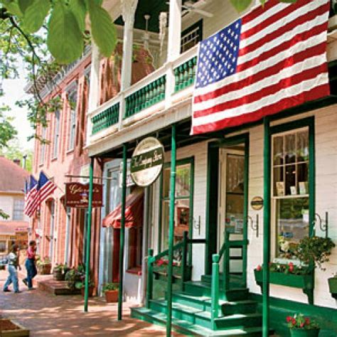 best towns in georgia dahlonega georgia small town escape southern living