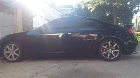 2004 infiniti g35 coupe track package