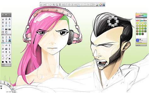 sketchbook pro copic sketchbook and copic markers team up autodesk sketchbook